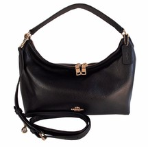 Coach EW Pebbled Leather Celeste Convertible Ho... - $216.81