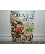 THE LOST CITY BY JOHN BLAINE--RICK BRANT BOOK #2 (1947) - $8.00