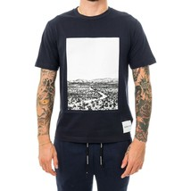 T-SHIRT UOMO CALVIN KLEIN PHOTOGRAPHIC ROAD REGULAR J30J313682.CHW TEE M... - $35.73