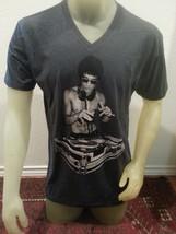 Bruce Lee DJ Charcoal V Neck T shirt S, L, XL, XXL BNA 78 Robert Downey Jr. - $29.99