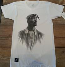 Tupac Power washed T shirt XS, S, M, L, XL American Apparel Biggie - $13.99