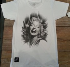 Marilyn Monroe Power washed T shirt  S, M, L, XL American Apparel  Norma Jean - $11.99