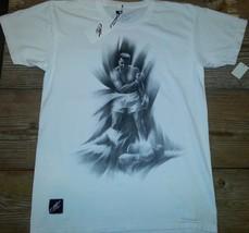 Muhammad Ali vs.Sonny Liston Power washed T shirt Medium Cassius Clay - $21.99