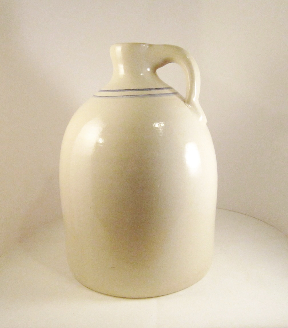 Marshall pottery gallon jug 01a