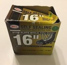 """Bell Sports Self Sealing Inner Tube 16"""" - $9.97"""
