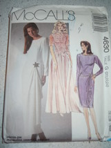 McCall Misses Size 20-24 Gowns & Dresses Pattern #4630  - $6.99