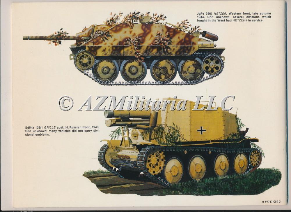 PzKpfw 38(t) Armor No. 19