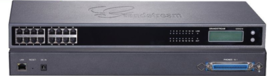 Lot of 2 GrandStream GXW4216 16 Port FXS Gateway RJ11 & 50 Pin Telecom c... - $588.74