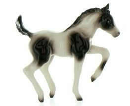 Hagen Renaker Specialty Horse Pinto Colt Walking Ceramic Figurine Boxed image 9