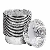 8-Inch Aluminum Dutch Oven Liner Pans 20 Count Cake Pan and Extra Deep A... - $22.66