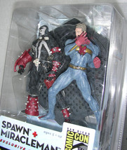 McFarlane Toys Spawn Miracleman Figure 2 Pack 2003 San Diego Comic Con Exclusive image 2