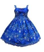 Angelic Pretty Melty Sky JSK Jumperskirt Dress Lolita Japanese Fashion K... - $354.00