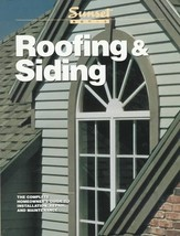Roofing & Siding [Jan 01, 1994] Sunset Books - $1.98