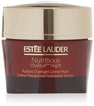 Estee Lauder Nutritious Vitality8 Night Radiant Overnight Creme/Mask, 1.7 Ounce - $48.08