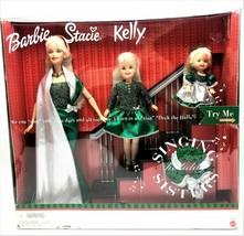 Mattel Singing Sisters with Barbie Stacie Kelly - NEW ORIGINAL PACKAGING! - $68.00