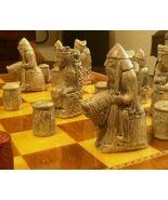Gothic - Medieval Chess Set - $130.00