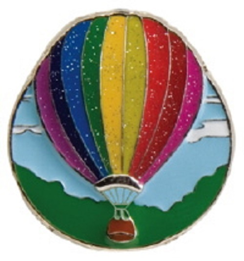 Primary image for Finders Key Purse Hot Air Balloon Key Finder