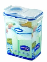 Lock & Lock 60-Fluid Ounce Tall Rectangular With Flip Top Lid 7.5cup / 1.8L - $21.77