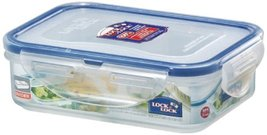 Lock & Lock, No BPA, Water Tight, Food Container, with 2 Removable Dividers, ... - $19.79