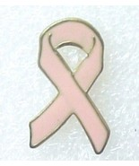 PINK Breast Cancer Ribbon Tac Pin - $7.00