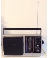 General Electric AM/FM Transistor Radio Model 7-2857A - €18,51 EUR