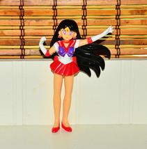 Sailor Mars Figure figurine Sailor Moon Japanese Bandai 1995 Japan - $4.94