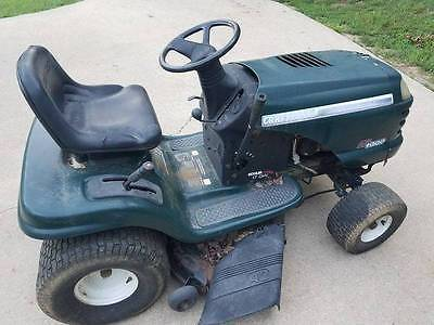 Craftsman Riding Mower Tractor For Parts, Repair, Or Salvage Original Owner