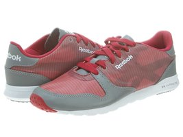 Reebok Women's Classic Leather Ultralite Sneaker,Uber Berry/Flat Grey/Wh... - $73.50