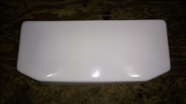"""6 Ff82 American Standard Toilet Lid, White, 20 1/8"""" X 8 7/8"""", Very Good Condition - $39.66"""