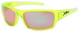 Xloop Sport Cycling Fishing Golfing Wrap Around Sunglasses Mens Designer Green - $8.90