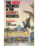 THE MUSIC BUSINESS AND THE MONKEY BUSINESS: RECOLLECTIONS [Paperback] [N... - $14.85
