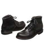 Broken Homme Black Leather Davis 6