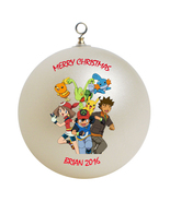 Personalized Pokemon Christmas Ornament Gift #2 - $16.95