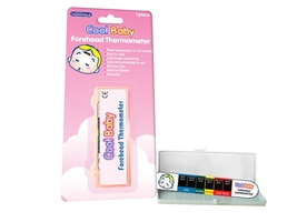 COOL BABY FOREHEAD THERMOMETER : ESTIMATES INNE... - $7.99