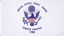 United States Coast Guard Semper Paratus 1790 US Coast Guard 3' x 5' Flag - $9.99