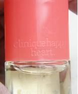 Clinique Happy Heart  Perfume Mini Spray .14oz / 4ml Spray STOCKING STUF... - $8.38