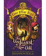 Ever After High 2014 1st Ed Unfairest of Them All Hardcover Book Shannon... - $13.99