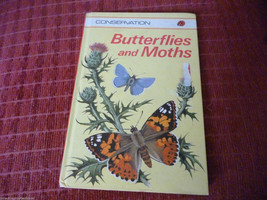 Vintage 1978  Lady Bird Book Butterflies And Mo... - $7.70