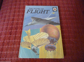 Vintage 1972  Lady Bird Book The Story Of Flight Series 601 - $7.70