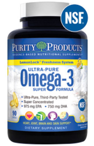 Ultra Pure Omega 3 Super Formula by Purity Products