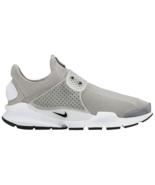 Nike Mens Sock Dart Running Shoes Medium Grey/Black/White 819686-002 - $190.00