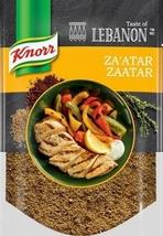 Knorr Taste of Lebanon Za'atar Seasoning Blend 5 bags x 37g each Canada - $59.99