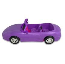 Barbie 1996 Purple Convertible 4 Seater - Mattel - $22.76