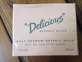 Gale Hayman Beverly Hills Delicious Eau de Toilette Spray Perfume 1.7oz 50ml - $39.99