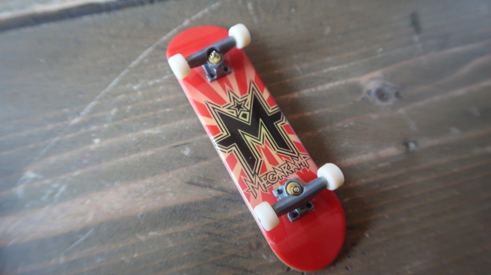 TECH DECK Mini SK8 Shop Foundation Finger Skate Board 2-pk TARGET RARE NEW!
