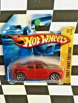 Hot Wheels 2007 New Models 007 Dodge Charger SRT8 Burnt Orange Y5 Or Spo... - $7.91