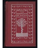 SIGNED 1898 Marie Corelli Sorrows of Satan Faustian DW Griffith Horror N... - $543.51