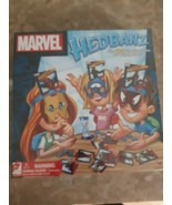 Marvel Hedbanz Game Kids Question Game 2 to 6 Players Ages 7 and Up Sealed - $22.41
