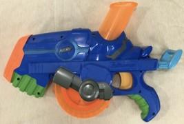 2006 Nerf Buzzsaw Dart Blaster Gun  -No Batteries Required -Hasbro WORKS - $19.75