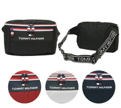 Tommy Hilfiger City Trek 2 Cross Body Adjustable Travel Waist Bag TC090CT9